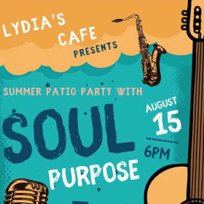 Soul Purpose – Summer Patio Party