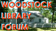 Woodstock Library Forum: Symmetry and the Continuum: An Illustrated Talk by Laurie Kirby